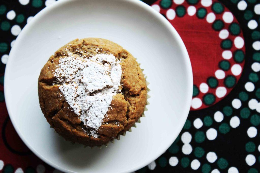 Nectarine Muffins 2