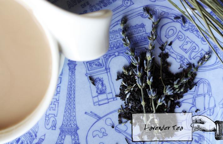 Lavender Tea 1