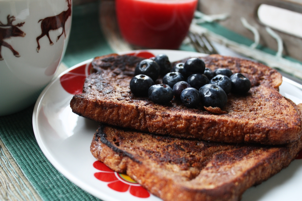 Chocolate french toast 2