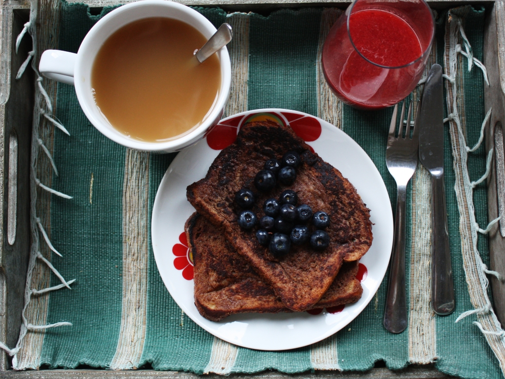 Chocolate french toast 3