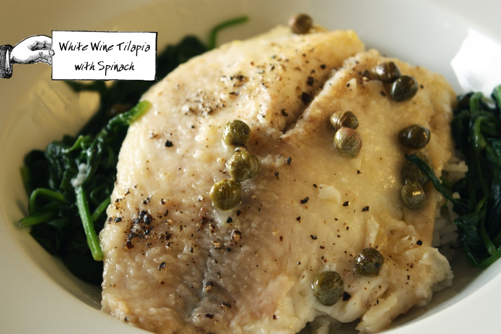 White Wine Tilapia 1