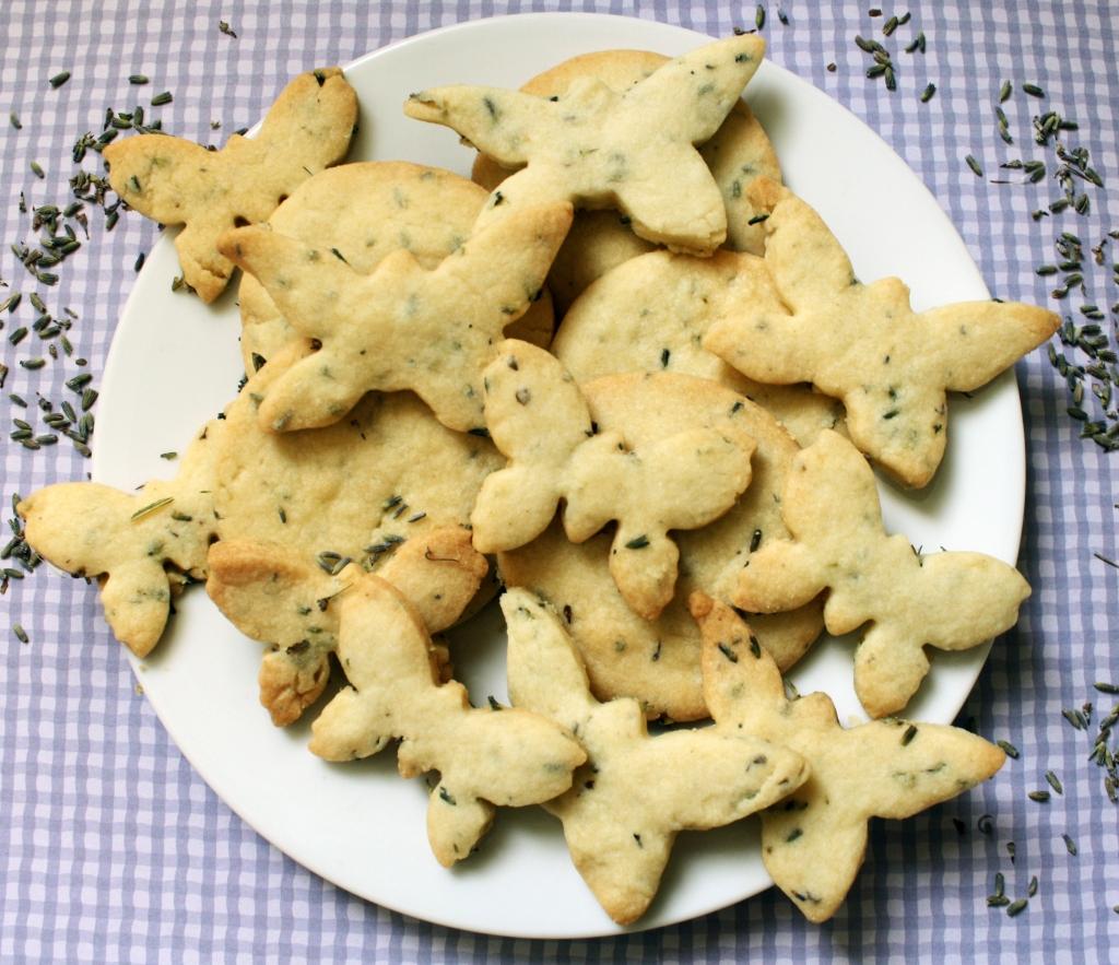 Lavender Cookies 3